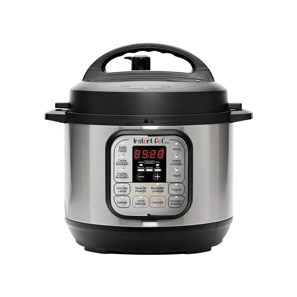 Olla de presión eléctrica de acero inoxidable Instant Pot ® Duo 30