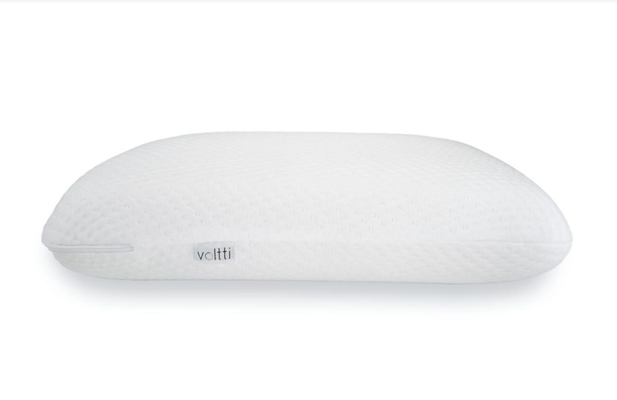 Almohada estándar Voltti® Adapti en blanco