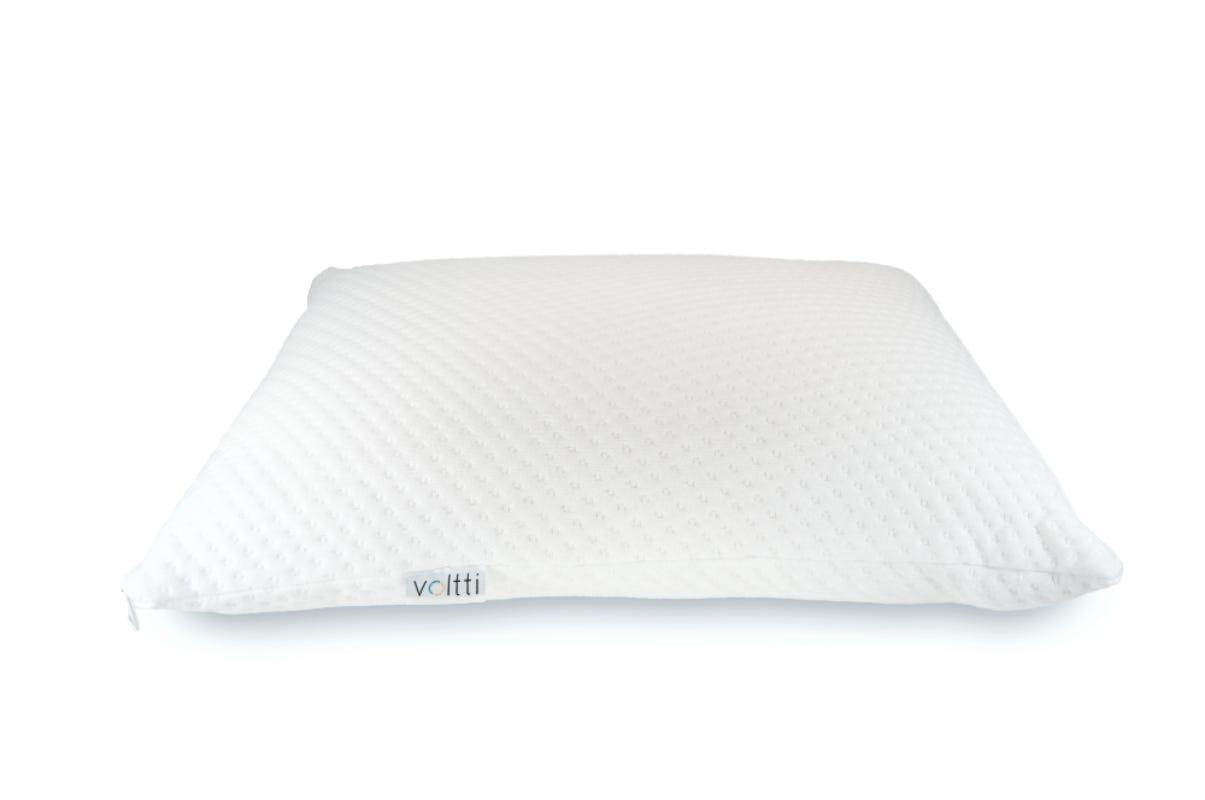 Almohada estándar de memory foam Voltti® Classic color blanco