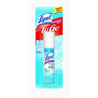 Desinfectante en aerosol Lysol® To Go®
