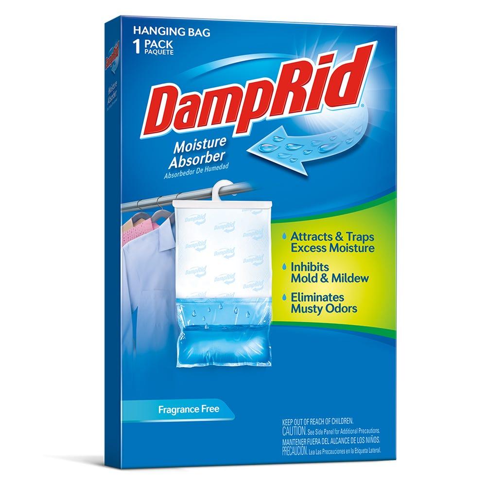 DampRid® Absorbedor colgante de humedad sin aroma