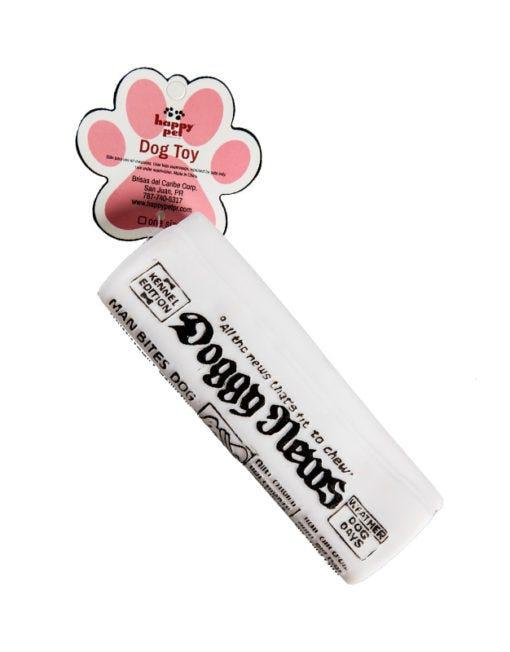 Juguete para perro Happy pet™, con forma de periódico