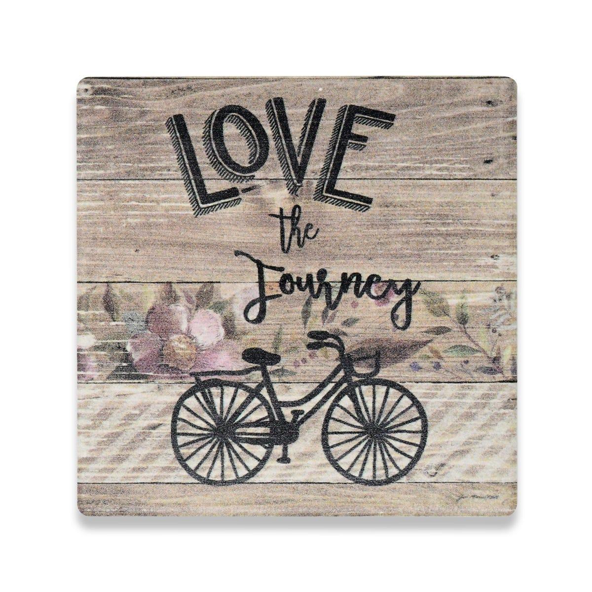 Portavasos Thirstystone® Love the Journey