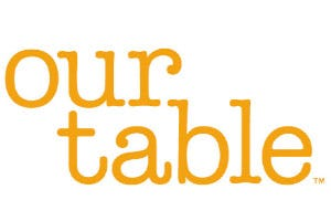 our table®