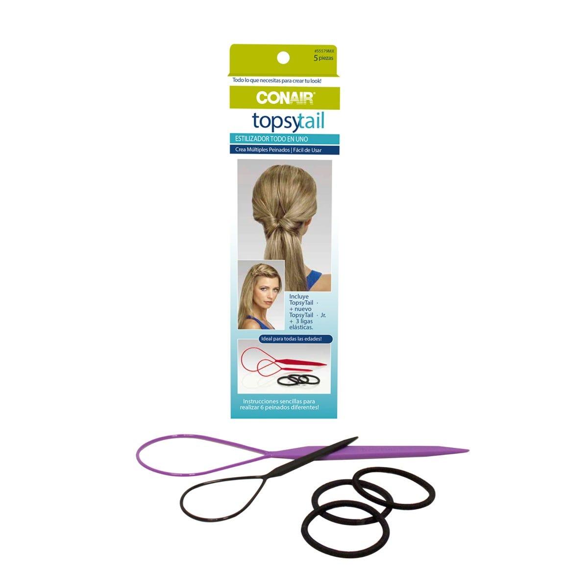 Herramienta de Peinado Conair® Topsytail