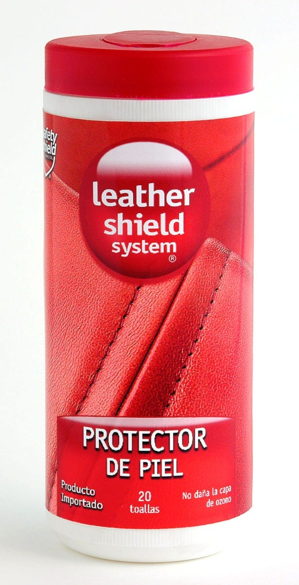 Protector de piel Safety Shield® Leather Shield System