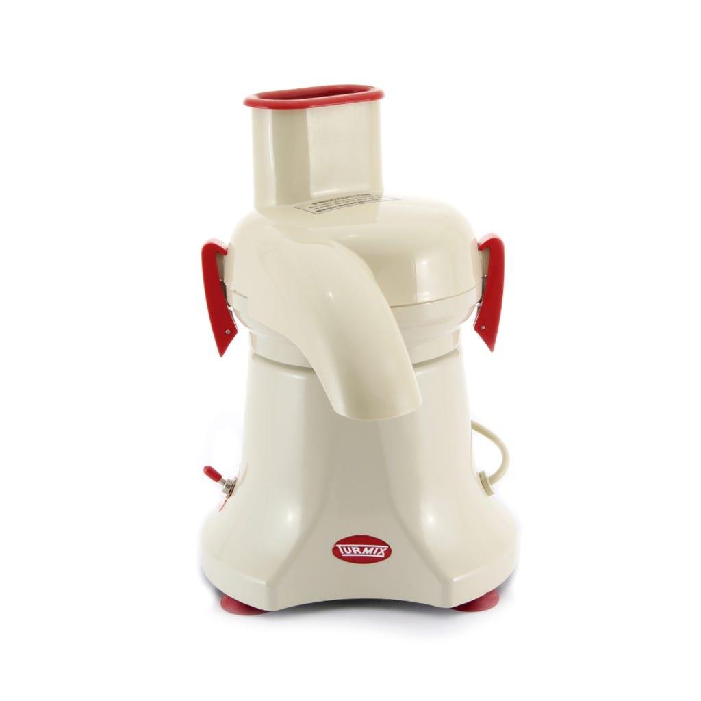 Extractor de jugo Turmix® en blanco
