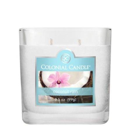 Vela en vaso Colonial® Coconut Rain 99 g