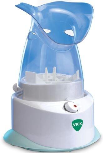 Inhalador personal de vapor caliente Vicks®