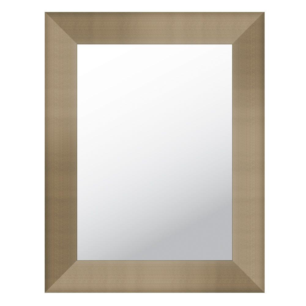 Espejo decorativo de pared 62 x 73 cm