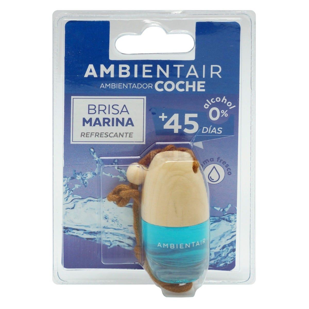 Aromatizante para carro Ambient Air® aroma océano 6 mL
