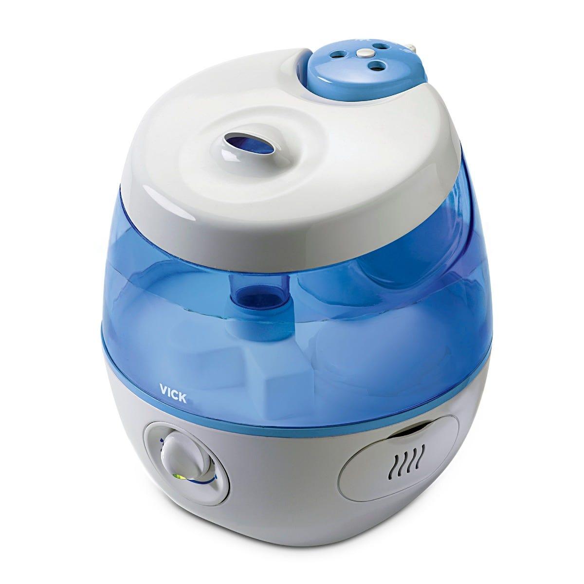 Humidificador de vapor de plástico Vick® Dulces sueños