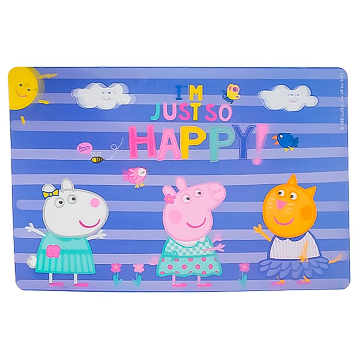 Mantel para niños Fun Kids® de Peppa Pig tamaño estándar