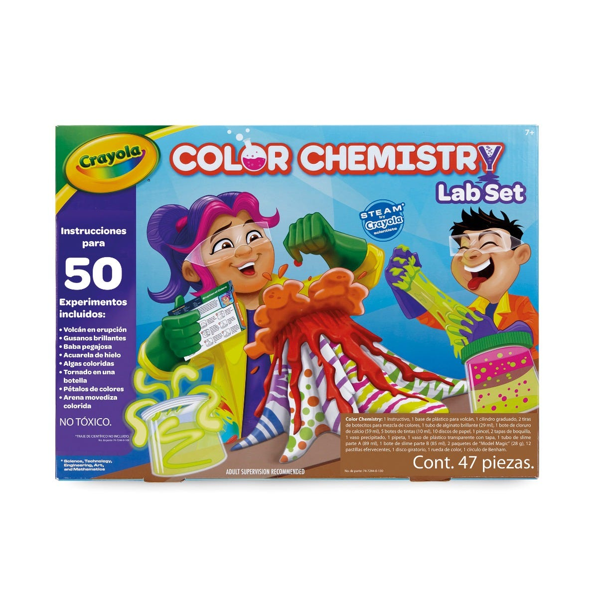 Set de Laboratorio Crayola®