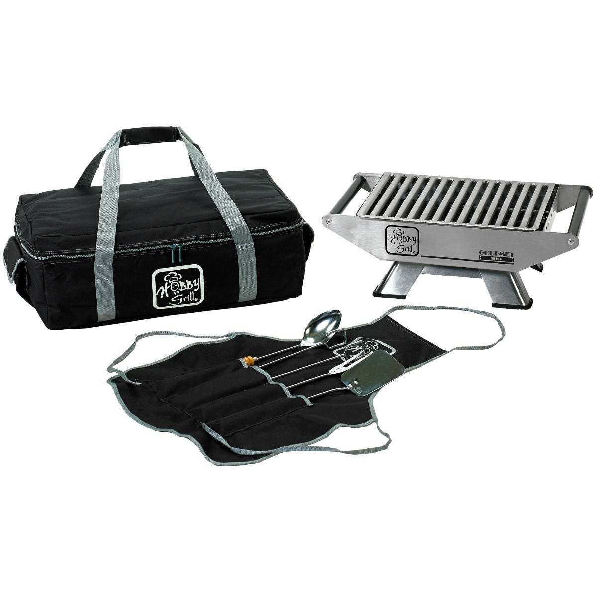 Kit de BBQ portátil Hobby Grill®