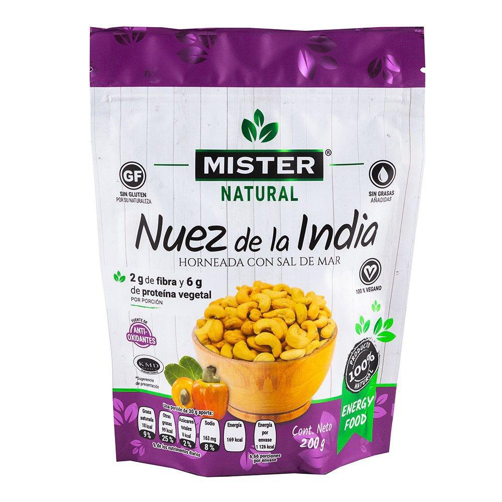 Nuez de la India natural Mister® de 200 g