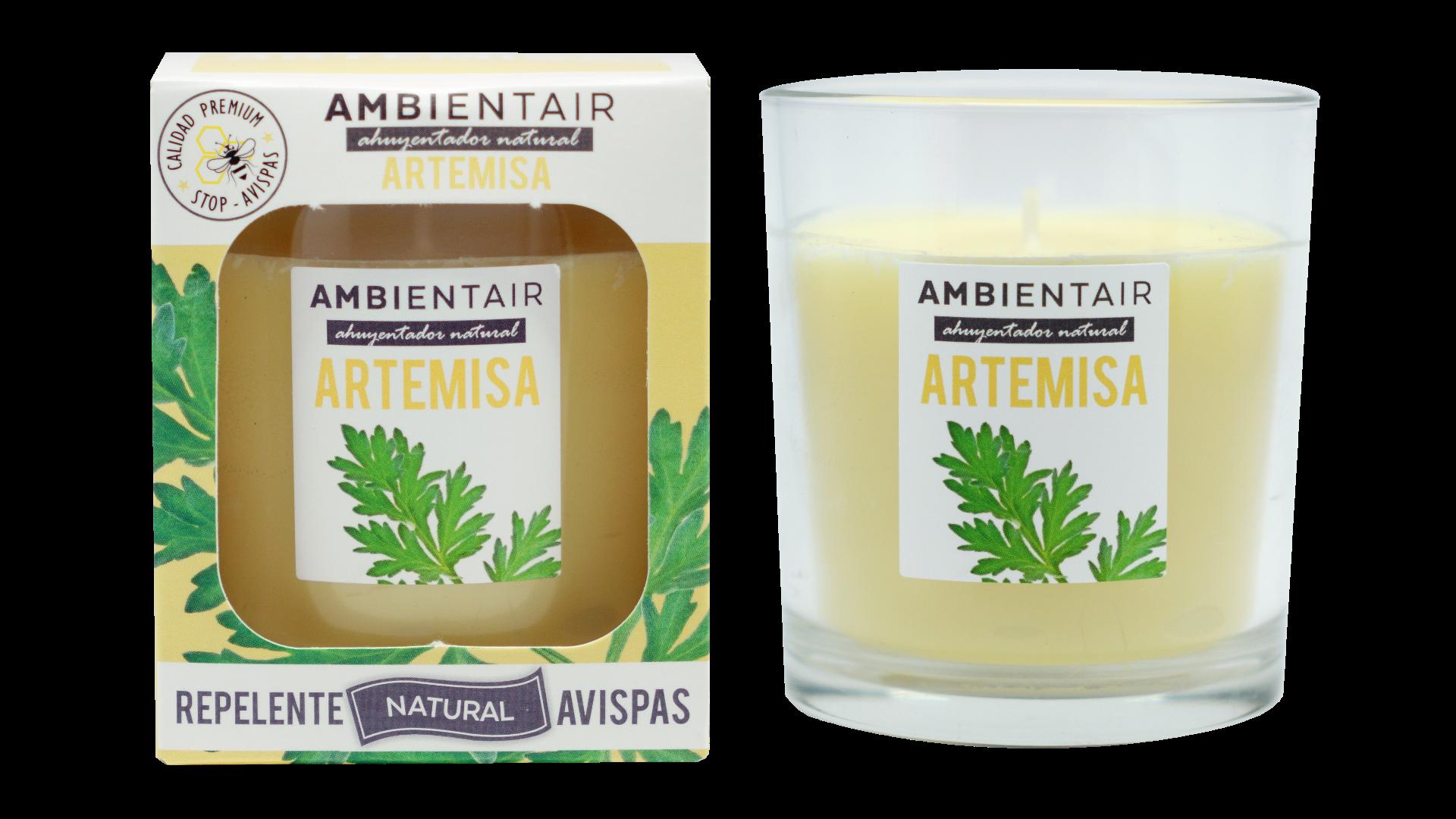Vela Artemisa Ambient Air® Repelente de avispas