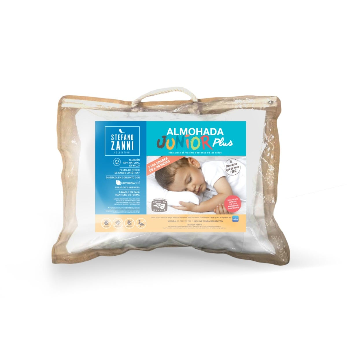 Almohada para bebé Stefano Zanni®