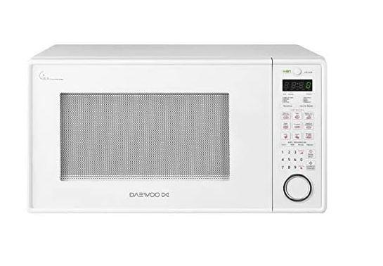 Microondas Daewoo® KOR-1N2HW en blanco