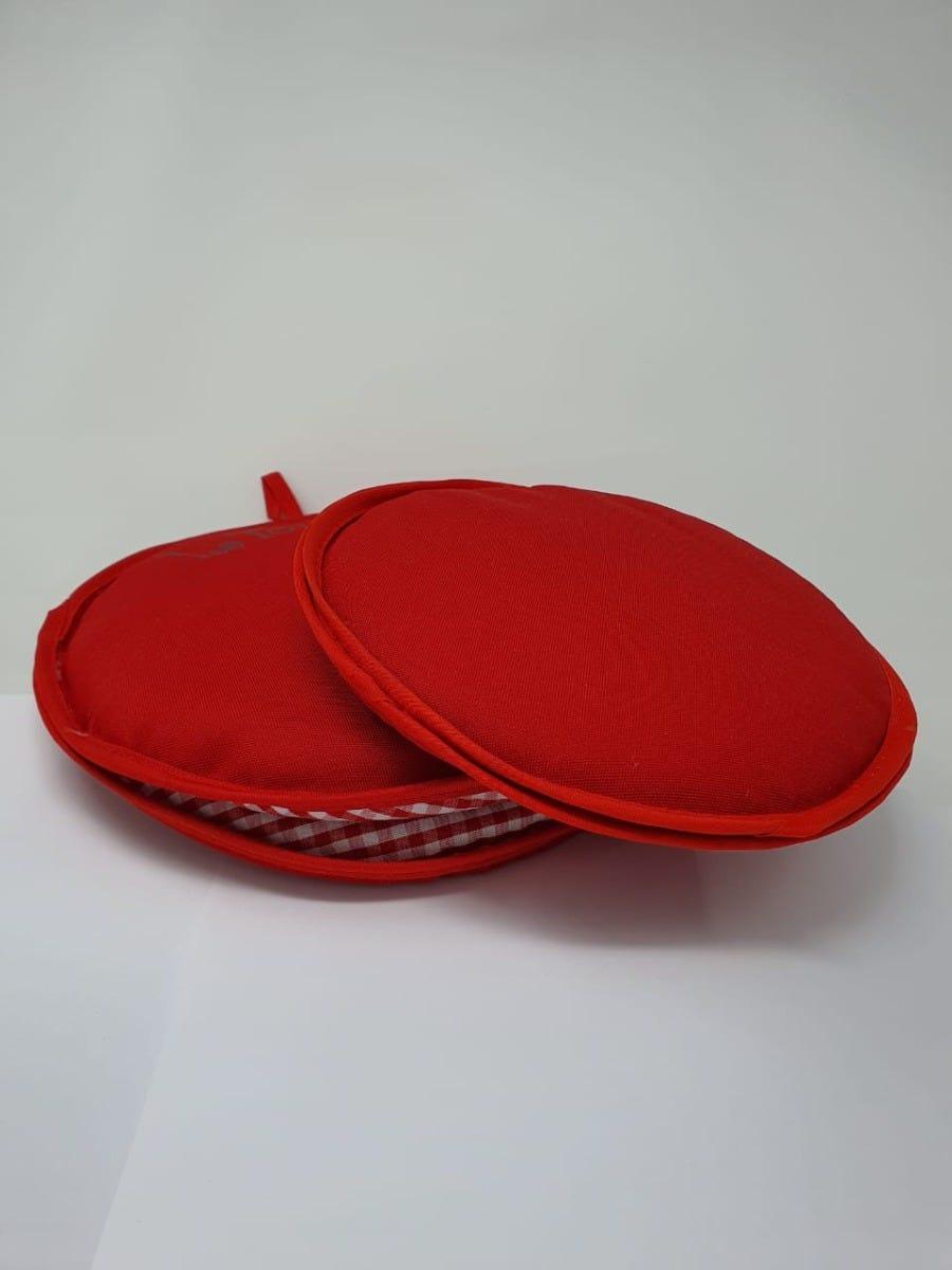 Set de tortilleros The Tortilla Oven® en rojo