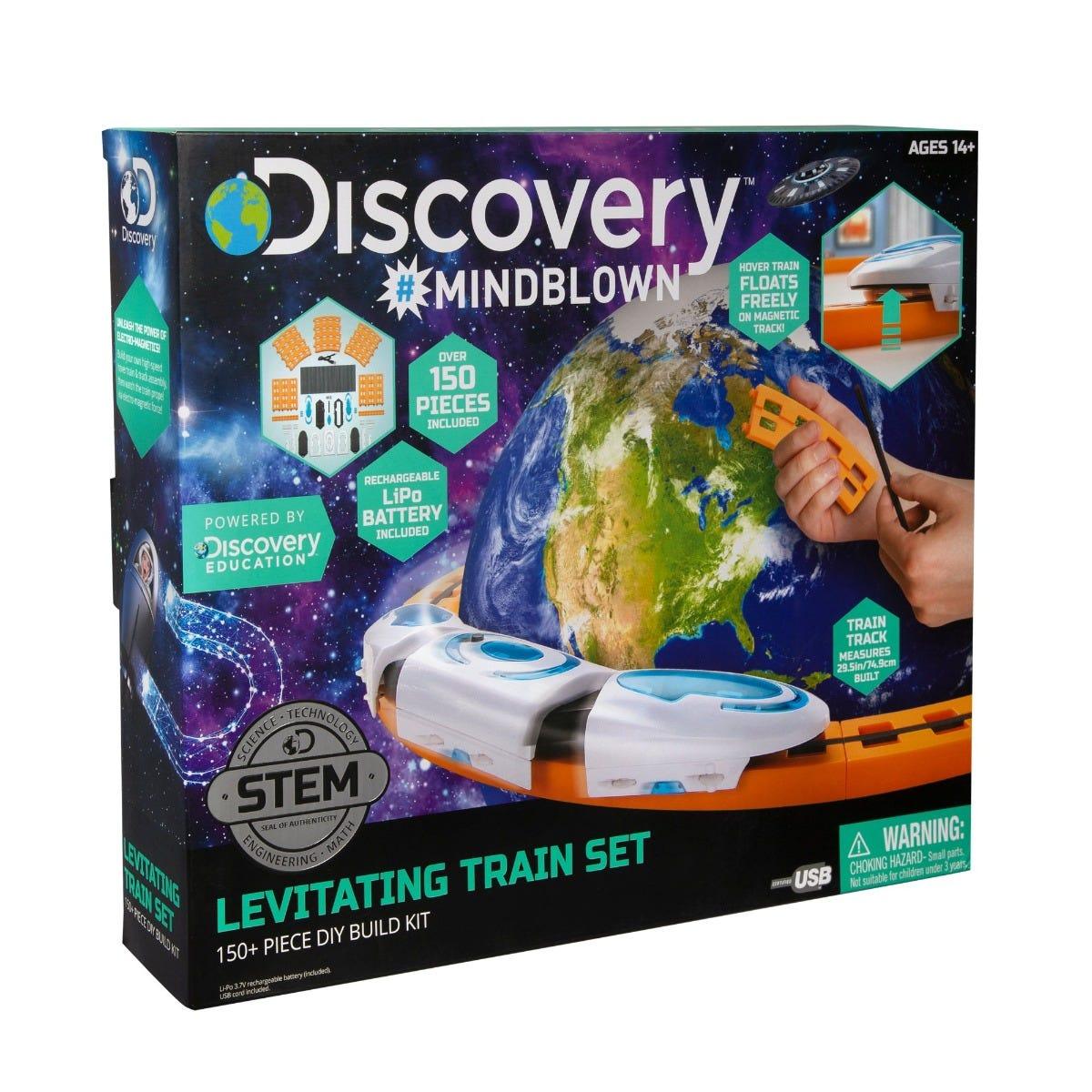 Tren magnético de juguete Discovery®