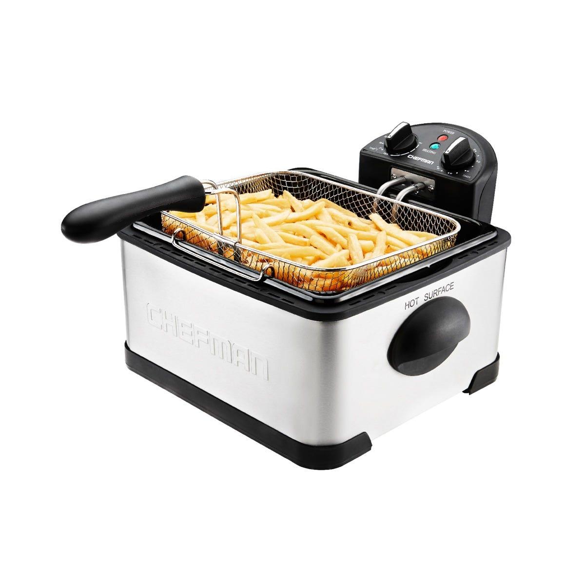 Freidora Chefman® de 4 L