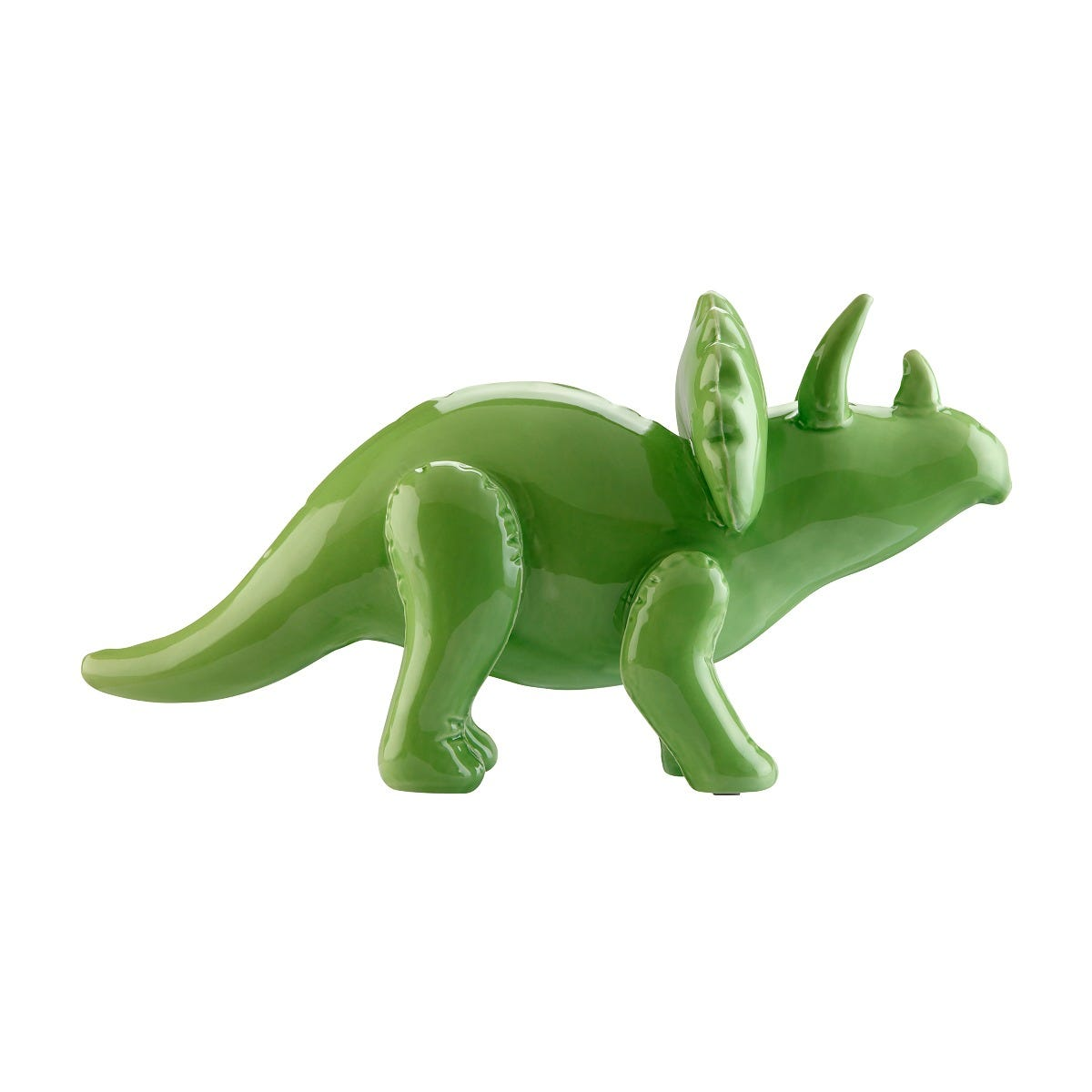 Triceratops tipo Inflable Love and Lemons® color verde