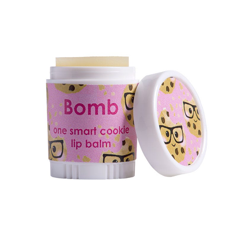 Bálsamo de labios Bomb Cosmetics® One Smart Cookie