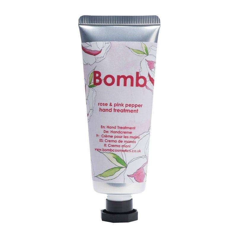 Crema de manos Bomb Cosmetics® Rose & Pink Pepper