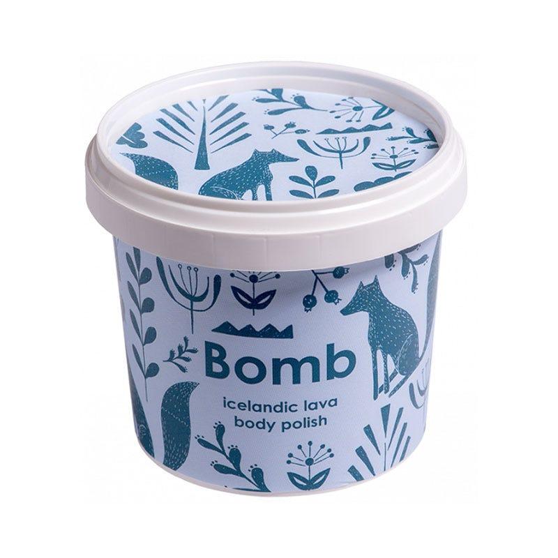 Exfoliante corporal suave Bomb Cosmetics®Icelandic Lava