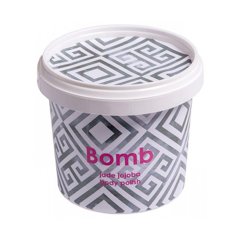 Exfoliante corporal suave Bomb Cosmetics® Jade Jojoba