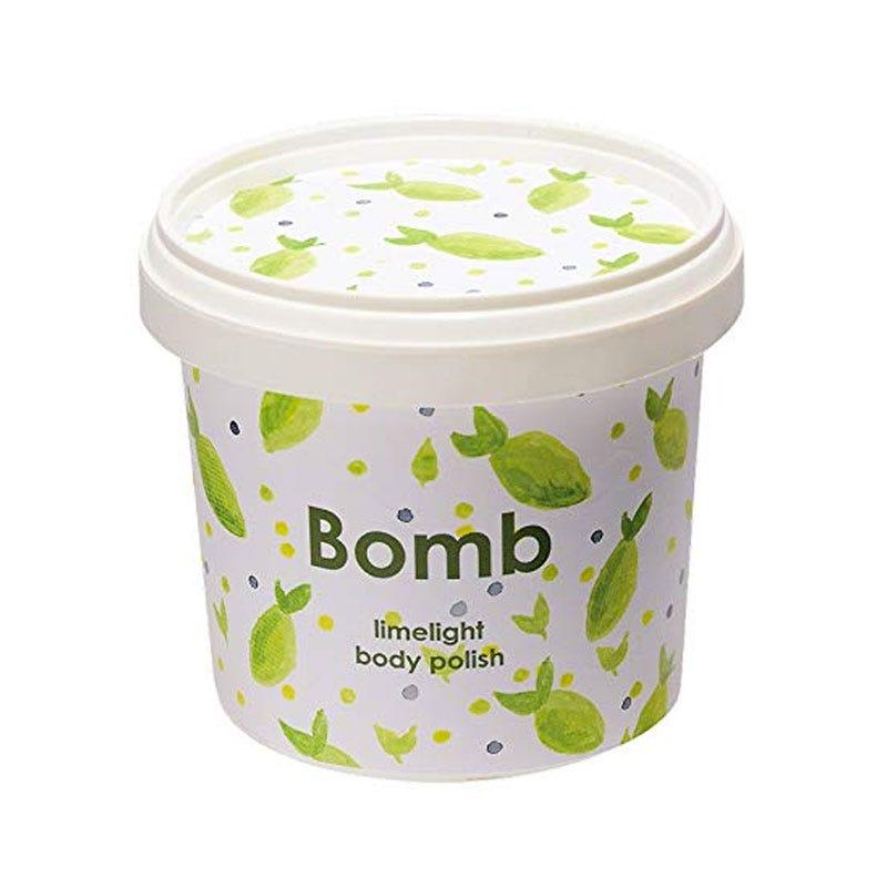 Exfoliante corporal suave Bomb Cosmetics® Limelight