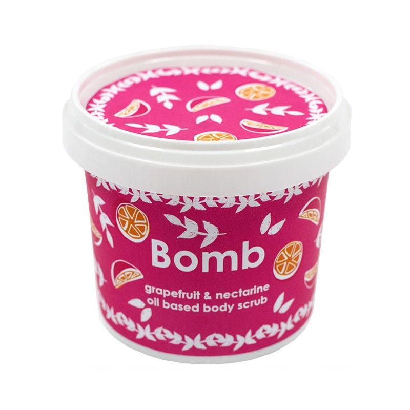 Exfoliante corporal Bomb Cosmetics® Grapefruit & Nectarine