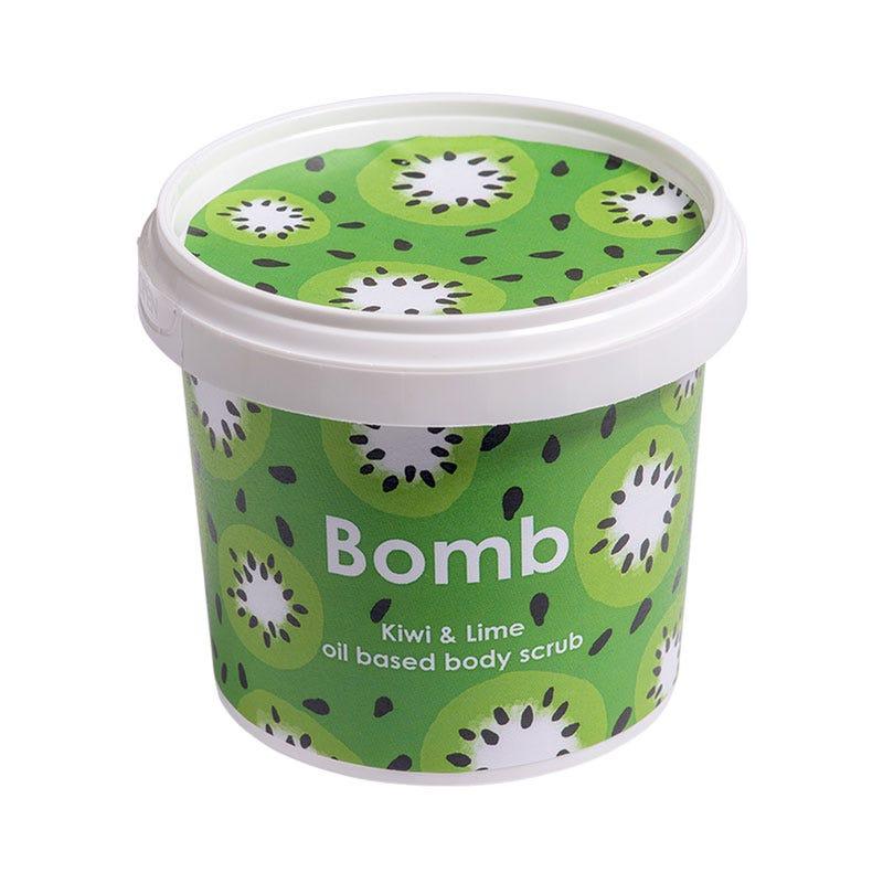 Exfoliante corporal Bomb Cosmetics® Kiwi & Lime