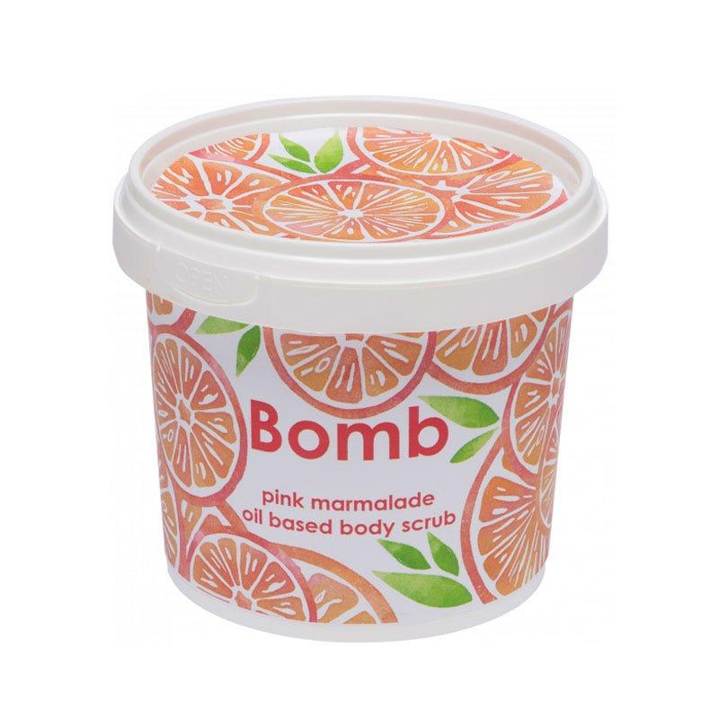 Exfoliante corporal Bomb Cosmetics® Pink Marmalade