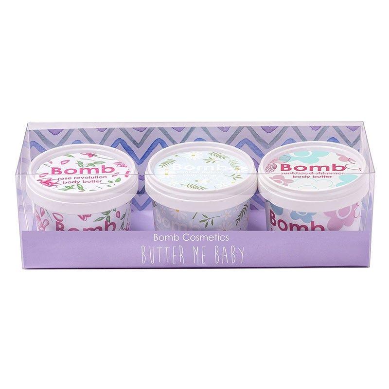 Set de regalo Bomb Cosmetics® Butter Me Baby