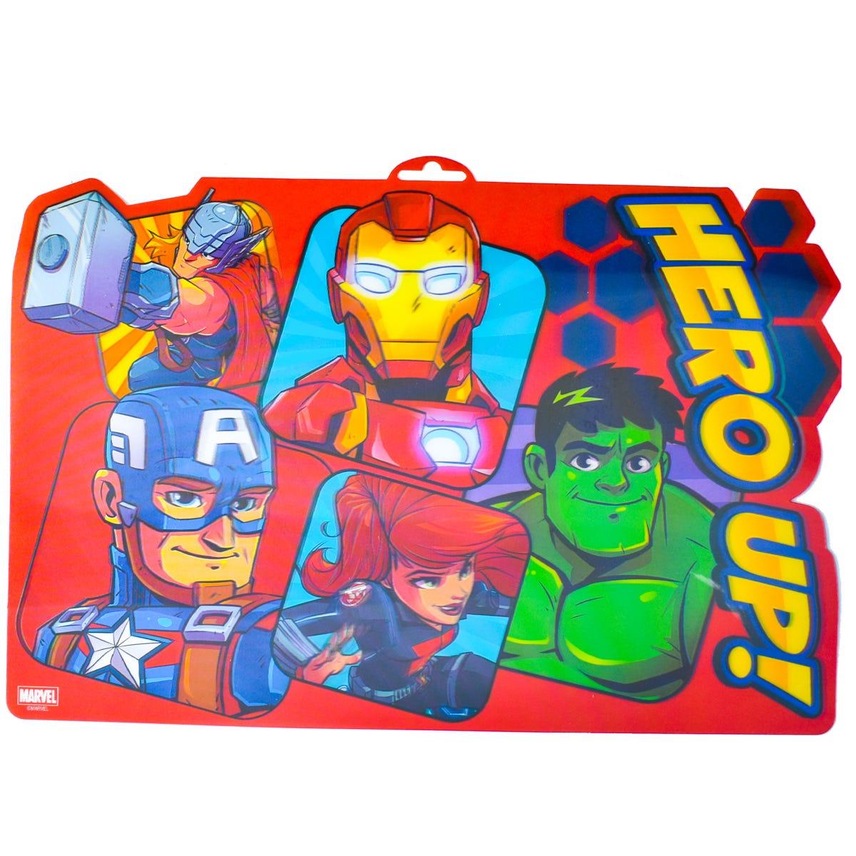 Mantel para niños de plástico Fun Kids® de Marvel tamaño estándar