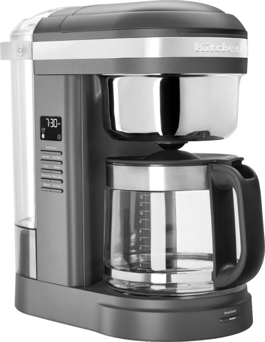 Cafetera de Goteo KitchenAid® 12 Tazas