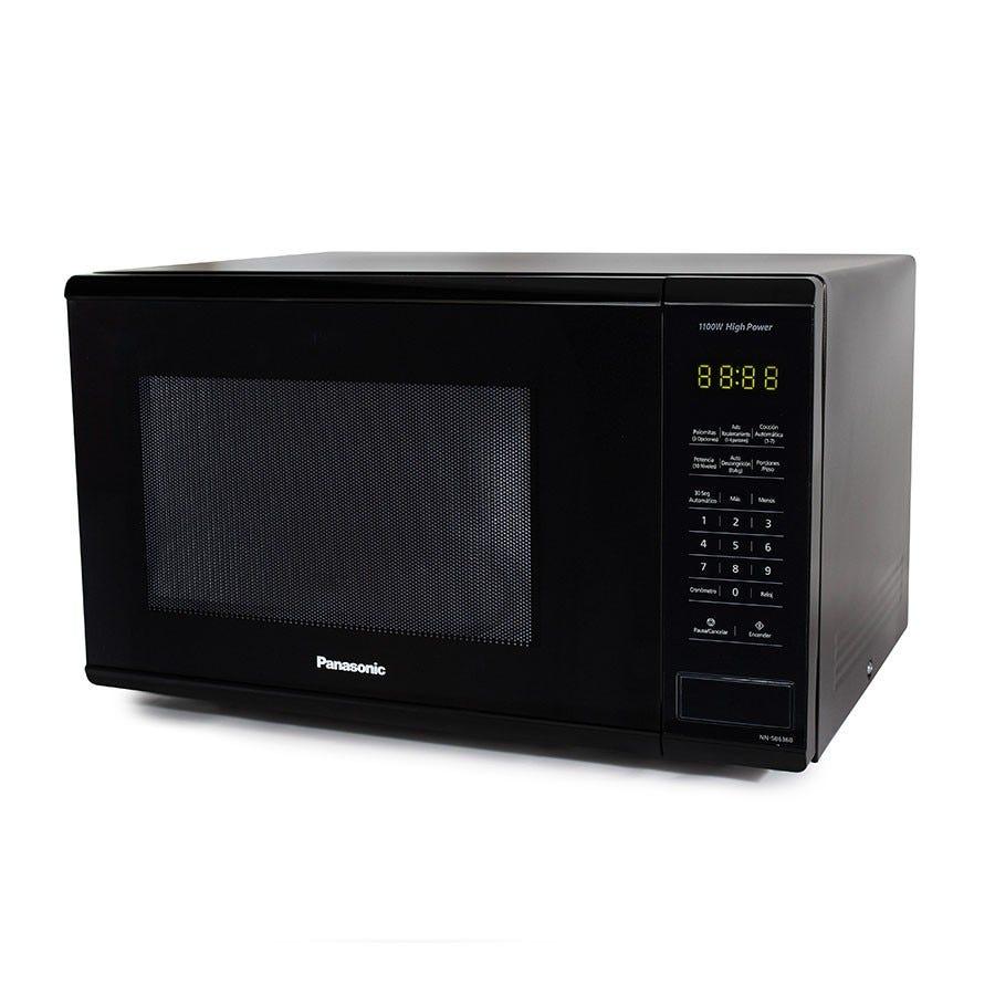 Microondas Panasonic® NN-SB636 BRUH en negro