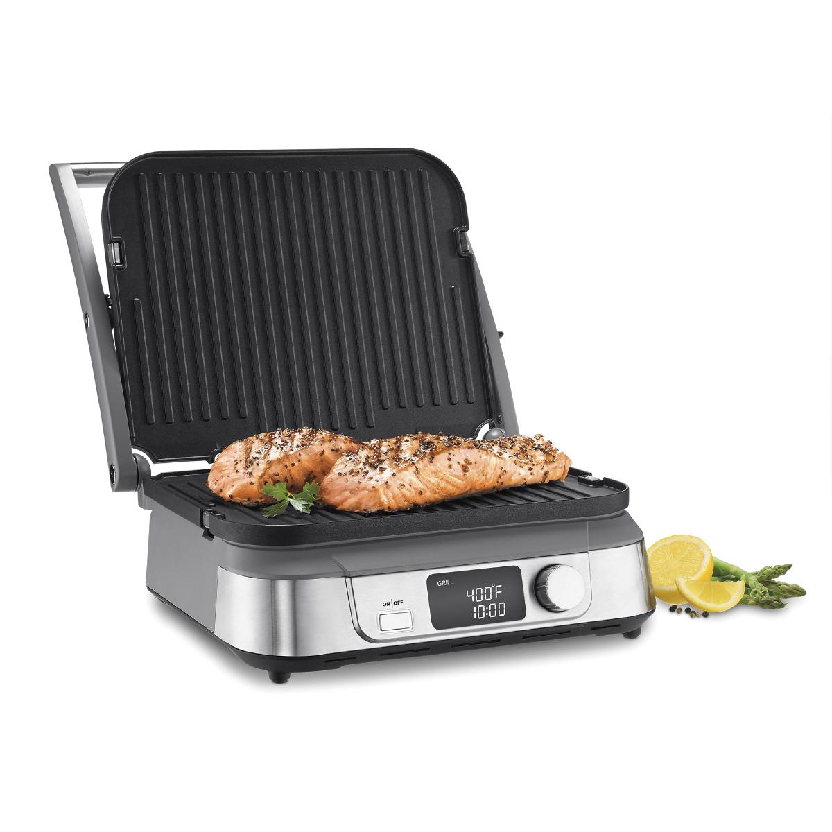 Parrilla eléctrica de aluminio Cuisinart®