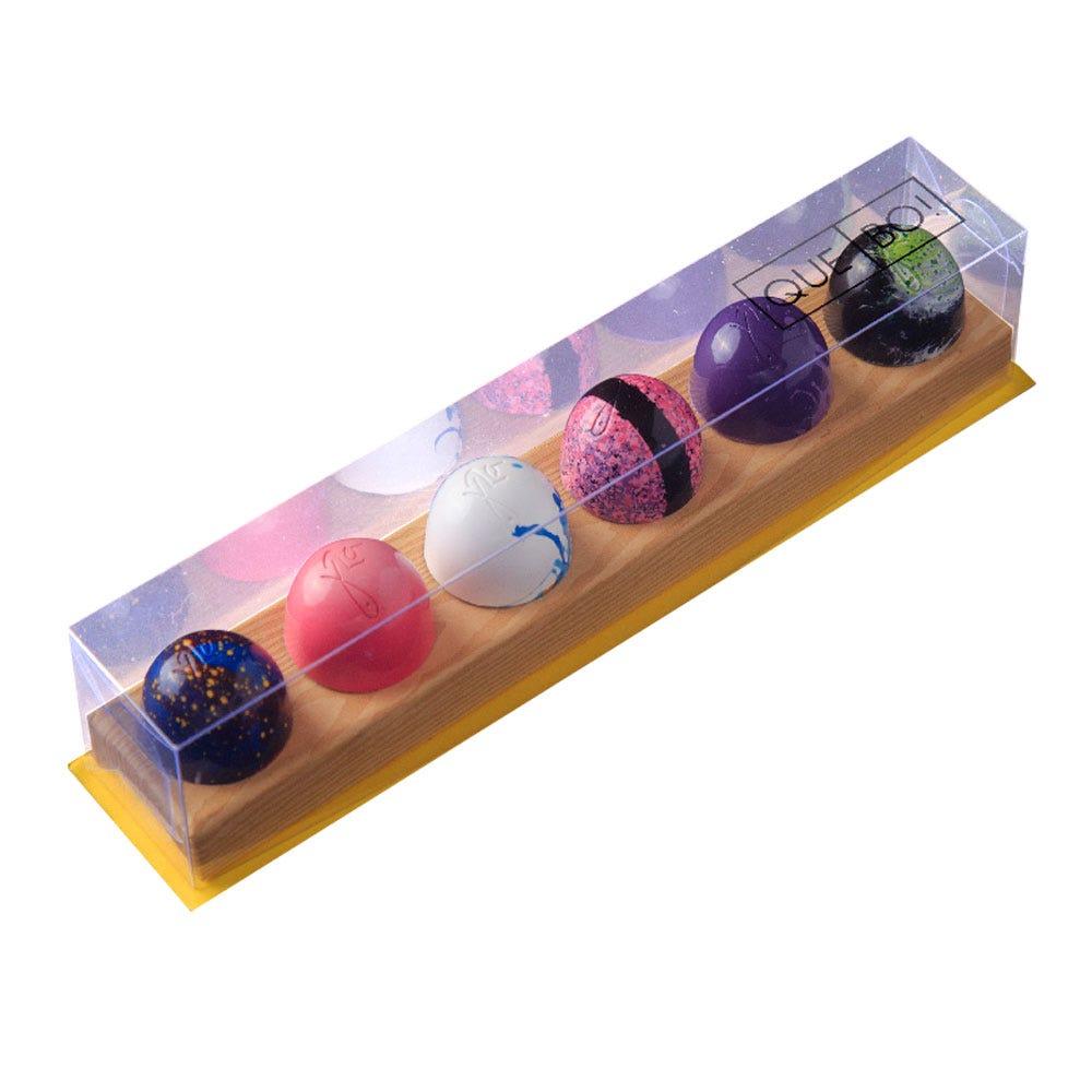 Caja de bombones surtidos Que Bo!® Mix 2, 6 piezas