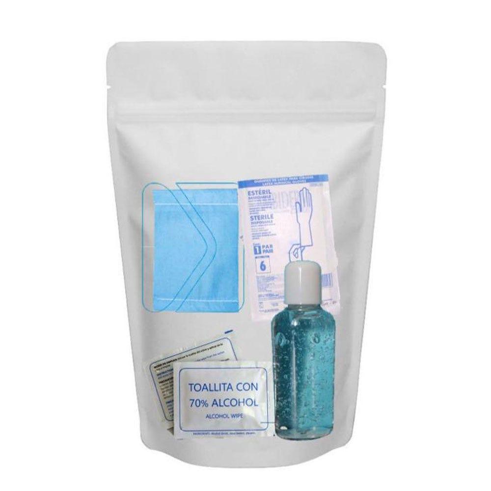 Kit antiviral para cuidado personal Nitromed