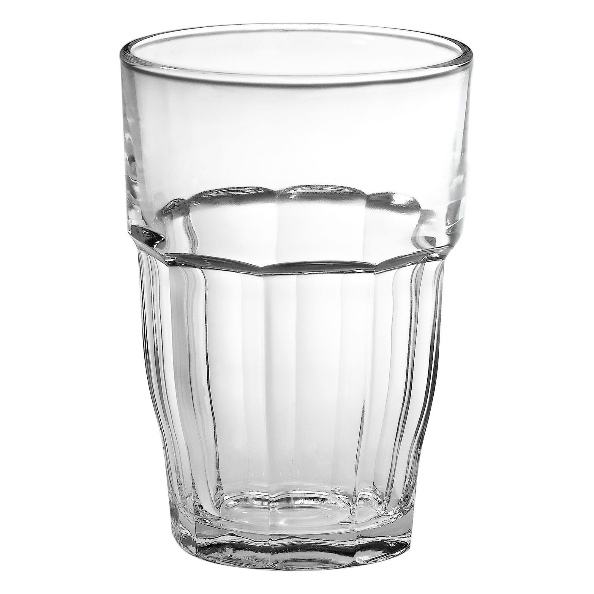 Vaso de vidrio Rock Bar de 70 mL
