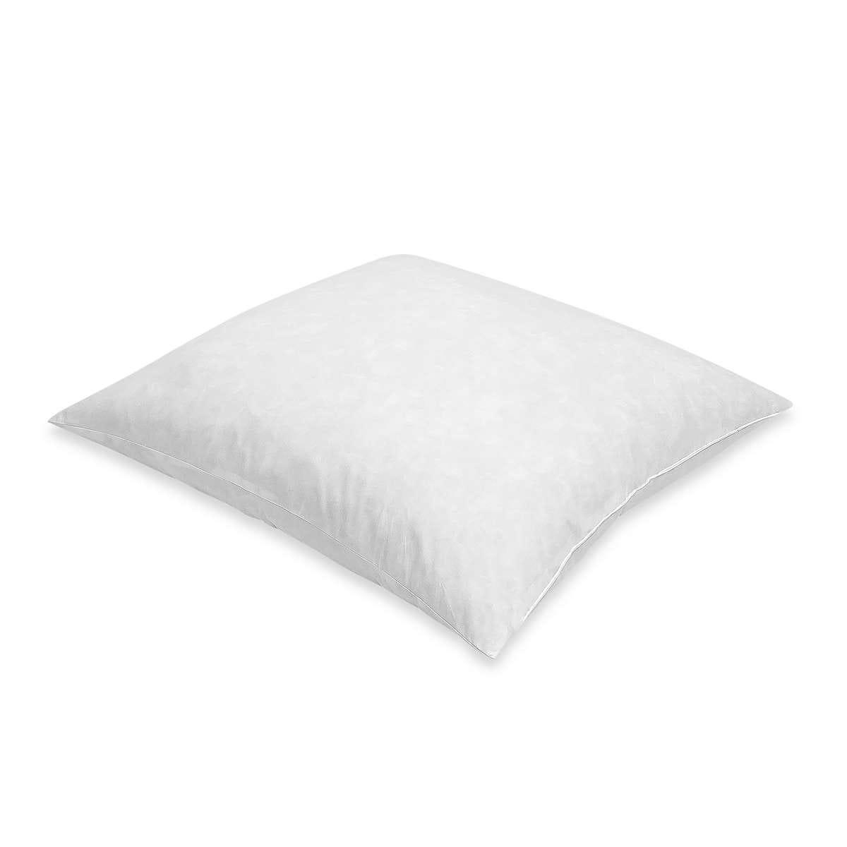 Almohada tamaño europeo de 66.04 x 66.04 cm en blanco