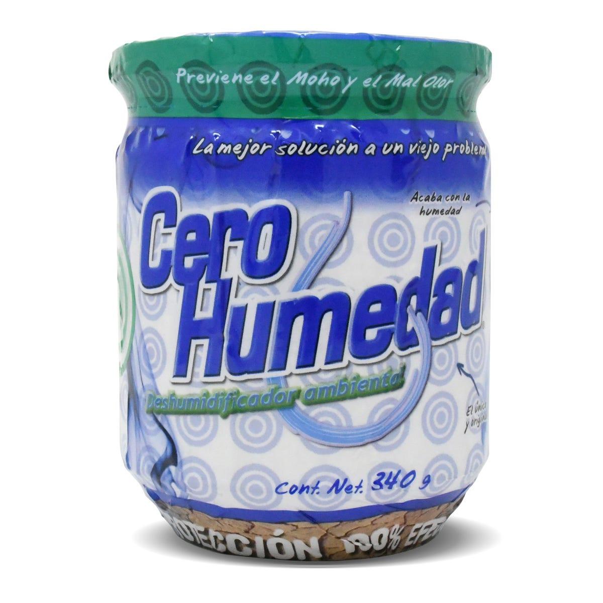 Absorbente de humedad Cero Humedad® ambiental de 340 g