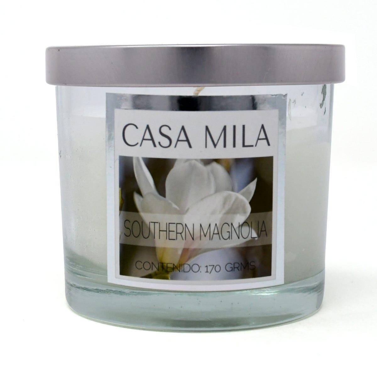 Vela en vaso de vidrio Colonial Candle® Southern Magnolia