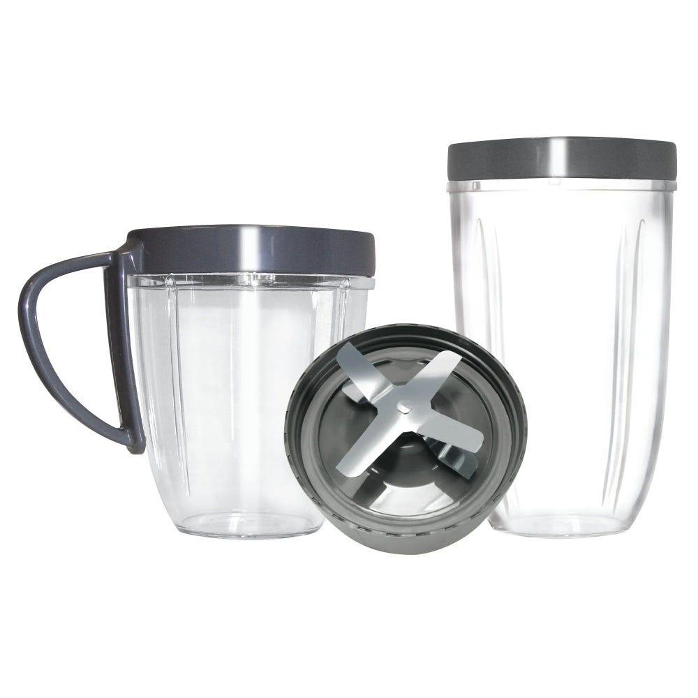 Set de vasos y aspa Nutribullet™