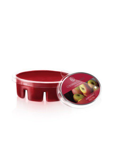 Cubos de Cera Colonial Candle®Simmer Snaps aroma Apple Orchard
