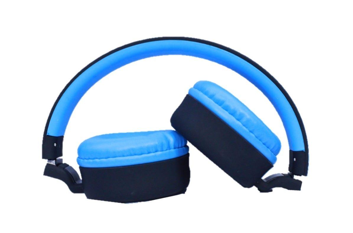 Audífonos/Auriculares Beast iMix® en negro con azul