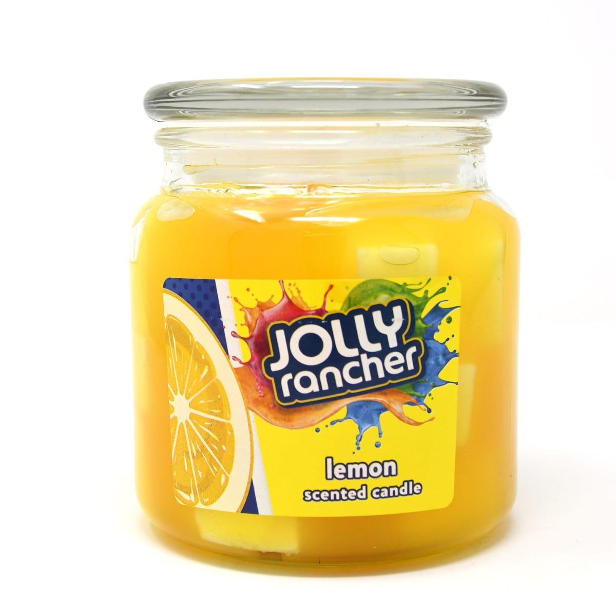 Vela de tarro Jolly Rancher® limón
